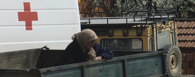 Kosovo Refugge